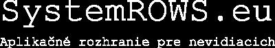 systemrows.eu Logo